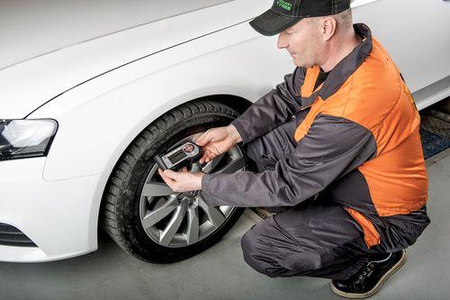 Ремонт датчика давления в шинах