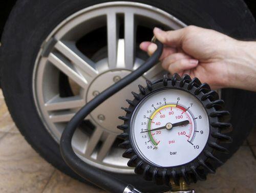 Контроль давления в шине