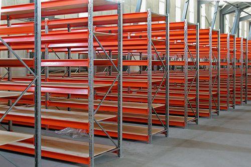 Стеллажи для складских помещений