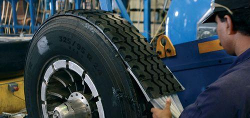 Оборудование для наварки шин