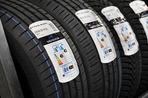 Маркированные шины