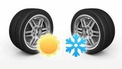 Летние и зимние шины