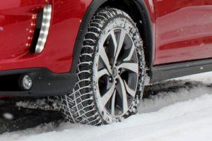 Шины для вождения зимой