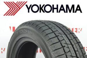 Зимняя покрышка марки Yokohama