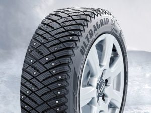 Goodyear ultragrip Аrctic