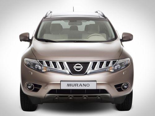 Nissan Murano рестайлинг