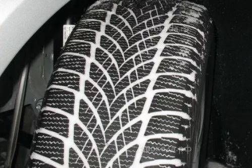 Покрышка Goodyear Ultragrip Ice 2