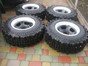 Грязевые шины