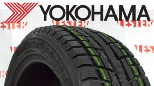 Покрышка автомобиля бренда Yokohama