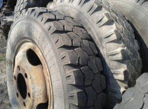 Грузовые шины