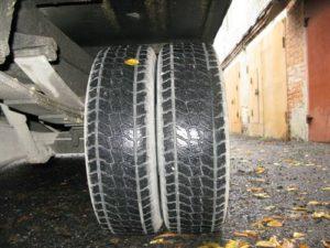 Покрышки автомобиля Газель