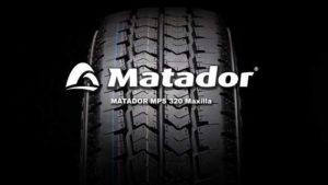 Покрышки марки Матадор