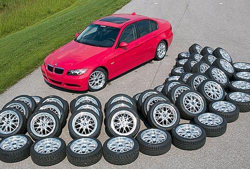 Автомобиль и шины